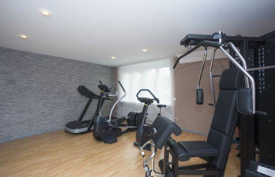 Stadthotel Freiburg Kolping Hotels Resorts-Freiburg im Breisgau-Fitness room
