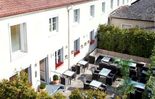 Stadthotel Freiburg Kolping Hotels Resorts-Freiburg im Breisgau-Terrasse