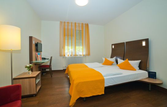 Stadthotel Freiburg Kolping Hotels Resorts-Freiburg im Breisgau-Double room standard