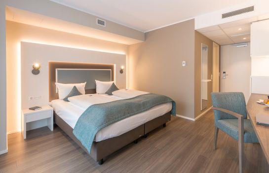 Stadthotel Freiburg Kolping Hotels Resorts-Freiburg im Breisgau-Double room superior