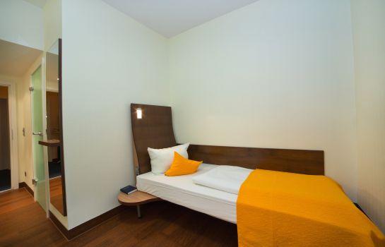 Stadthotel Freiburg Kolping Hotels Resorts-Freiburg im Breisgau-ecoSingle