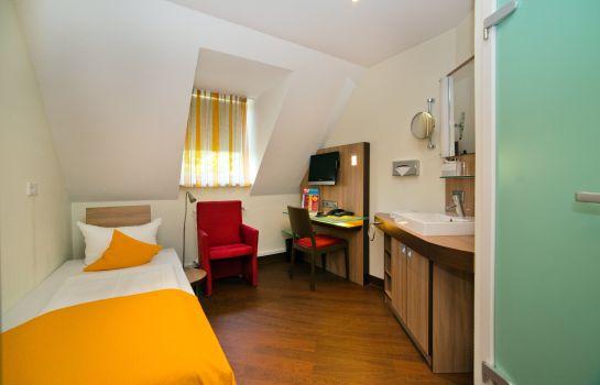 Stadthotel Freiburg Kolping Hotels Resorts-Freiburg im Breisgau-Ecomomy Zimmer Einzel