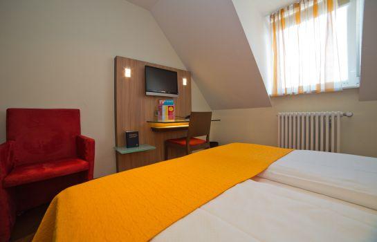 Stadthotel Freiburg Kolping Hotels Resorts-Freiburg im Breisgau-Ecomomy Zimmer Doppel