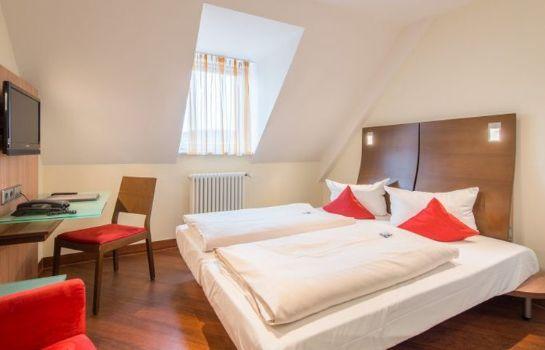 Stadthotel Freiburg Kolping Hotels Resorts-Freiburg im Breisgau-Standardzimmer