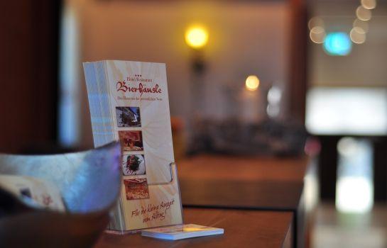 Bierhaeusle-Freiburg im Breisgau-Empfang
