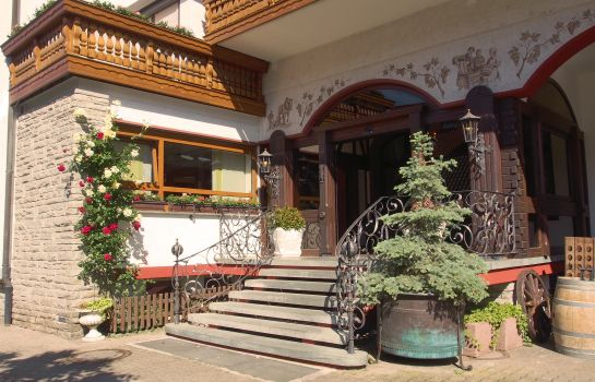 Bierhaeusle-Freiburg im Breisgau-Hotel outdoor area