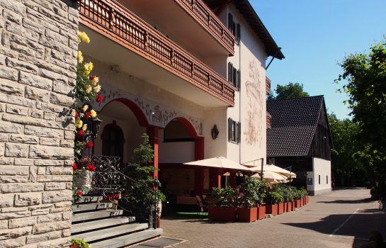 Bierhaeusle-Freiburg im Breisgau-Terrasse
