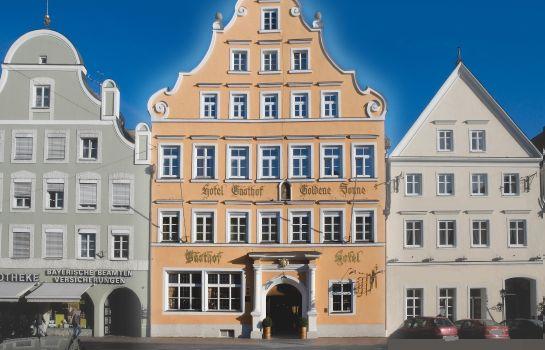 Landshut: Goldene Sonne
