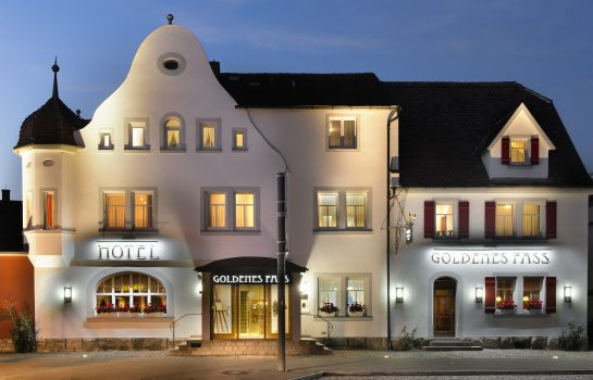 Rothenburg ob der Tauber: Goldenes Fass TOP-Hotel