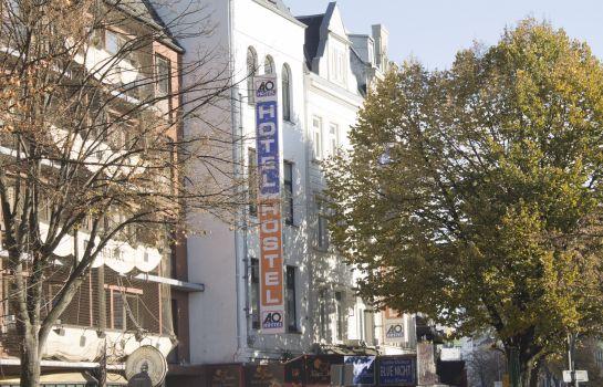 Hamburg: a&o Hamburg Reeperbahn