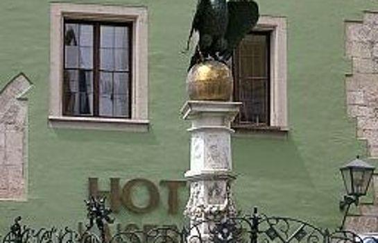 Regensburg: Kaiserhof am Dom