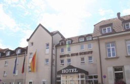 Zum Schiff-Freiburg im Breisgau-Aussenansicht