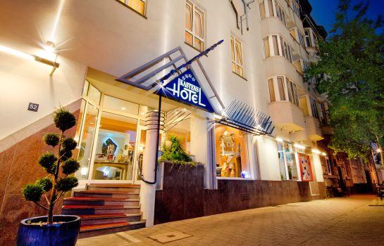 Düsseldorf: Kastens Hotel