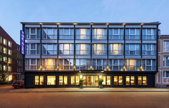 The Alex Hotel-Freiburg im Breisgau-Aussenansicht