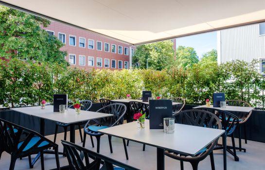 The Alex Hotel-Freiburg im Breisgau-Hotel bar