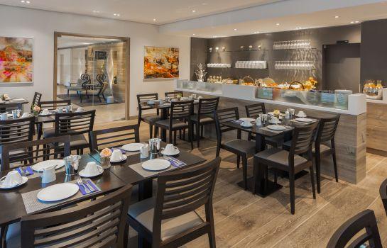 The Alex Hotel-Freiburg im Breisgau-Breakfast room
