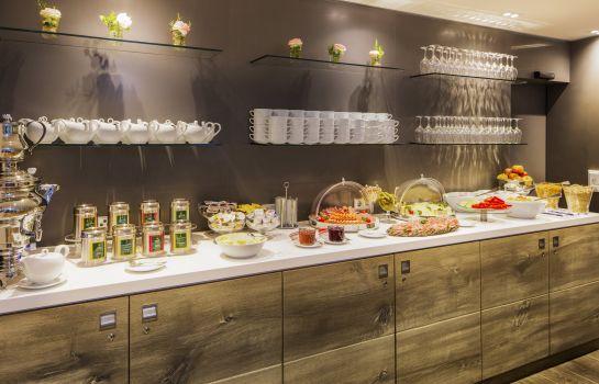 The Alex Hotel-Freiburg im Breisgau-Buffet