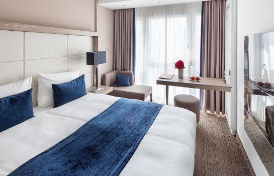 The Alex Hotel-Freiburg im Breisgau-Doppelzimmer Standard
