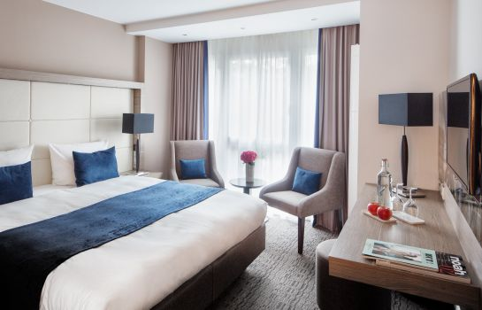 The Alex Hotel-Freiburg im Breisgau-Doppelzimmer Komfort