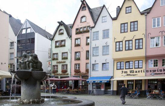 Köln: Das kleine Stapelhäuschen