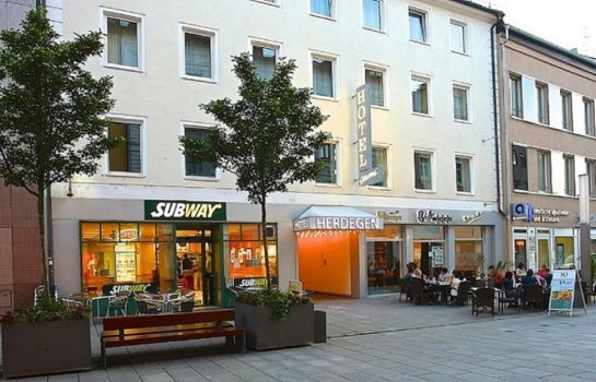 Passau: Herdegen Garni