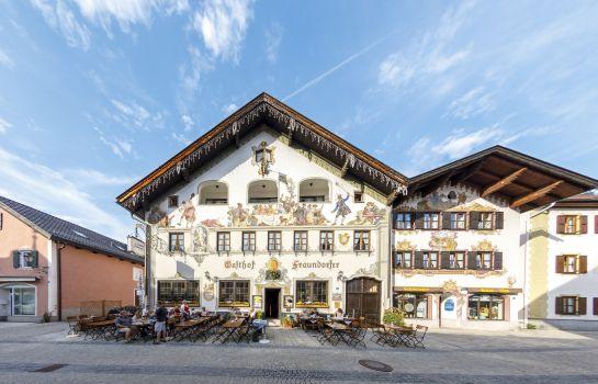 Garmisch-Partenkirchen: Fraundorfer Gasthof