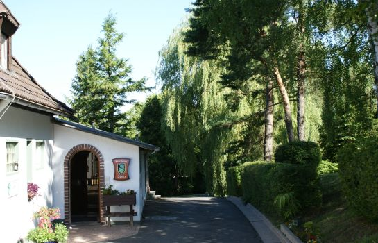 Bayreuth: Waldhotel Stein