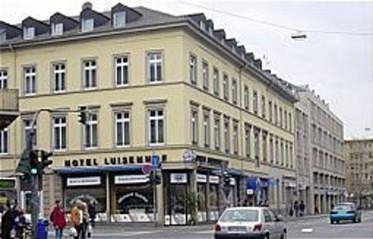 Wiesbaden: Luisenhof Garni