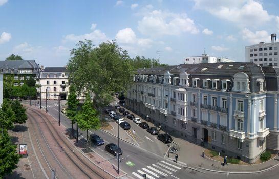 INTER-HOTEL Mulhouse Salvator