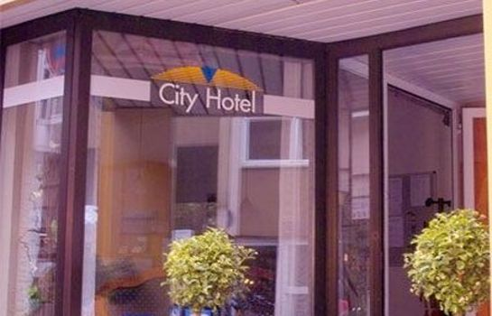 City Hotel-Freiburg im Breisgau-Exterior view