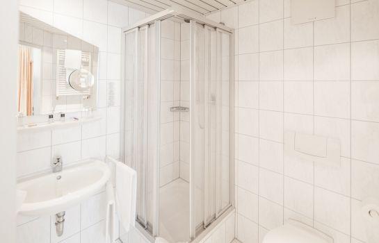 City Hotel-Freiburg im Breisgau-Bathroom