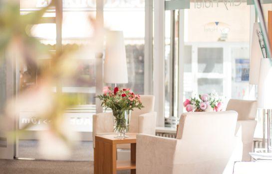 City Hotel-Freiburg im Breisgau-Reception