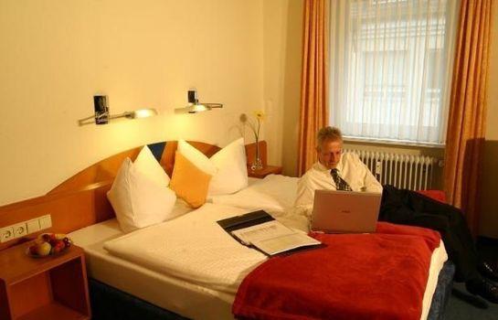 City Hotel-Freiburg im Breisgau-Schwimmbad