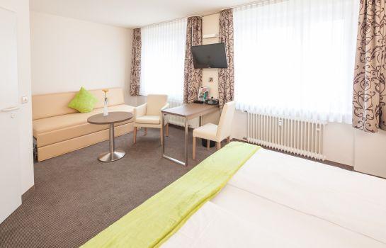 City Hotel-Freiburg im Breisgau-Triple room