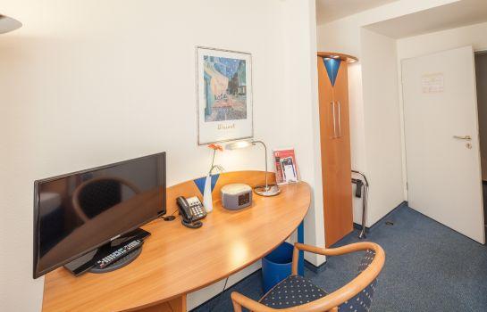 City Hotel-Freiburg im Breisgau-Single room standard