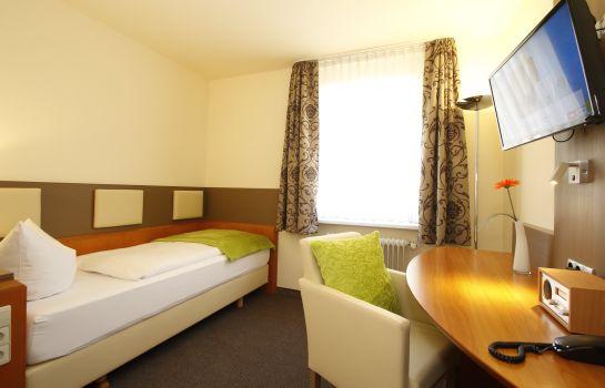 City Hotel-Freiburg im Breisgau-Einzelzimmer Standard