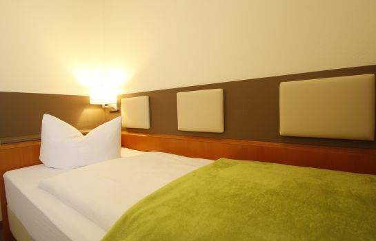 City Hotel-Freiburg im Breisgau-Single room standard