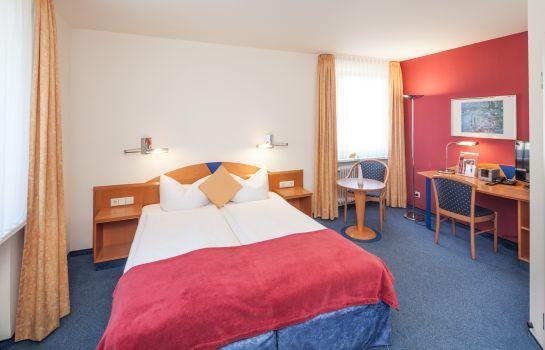 City Hotel-Freiburg im Breisgau-Doppelzimmer Standard