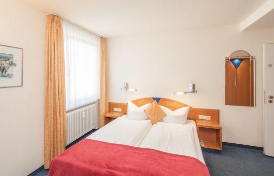 City Hotel-Freiburg im Breisgau-Double room standard