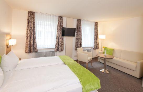 City Hotel-Freiburg im Breisgau-Double room superior