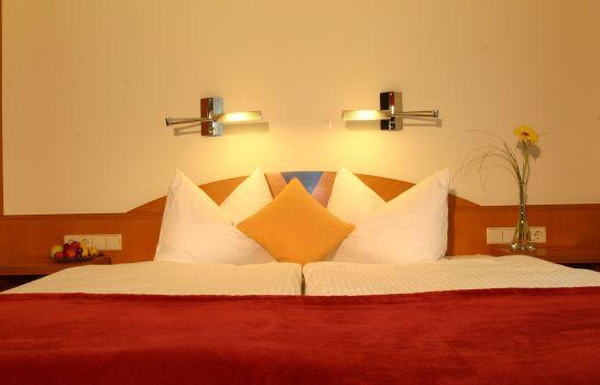 City Hotel-Freiburg im Breisgau-Standardzimmer