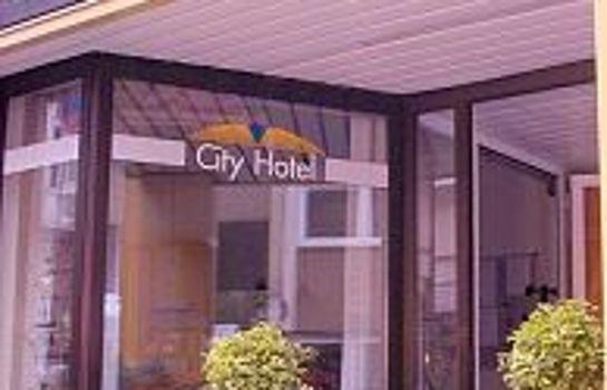 City Hotel-Freiburg im Breisgau-Aussenansicht