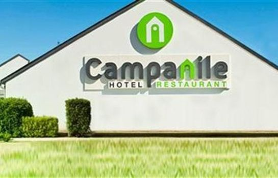 Campanile - Arras Saint-Nicolas