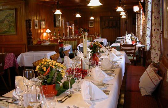 Zum Kreuz Landhotel-Glottertal - Glotterbad-Restaurant