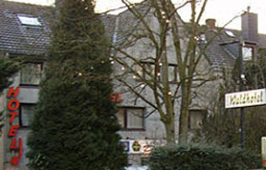 Düsseldorf: Waldhotel Unterbach