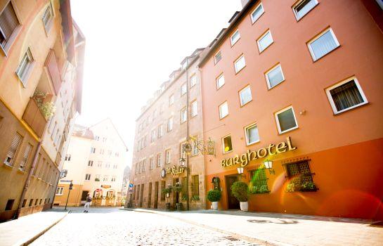 Nürnberg: Burghotel