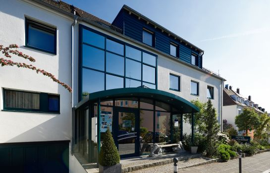 Nürnberg: Klughardt Garni Nichtraucherhotel