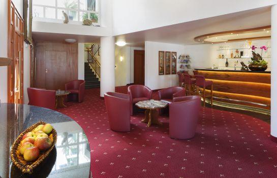 INVITE Hotel Loewen Freiburg-Freiburg im Breisgau-Empfang