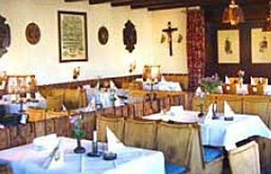 Schwaers Loewen-Freiburg im Breisgau-Restaurantbreakfast room