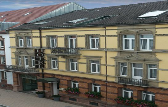 Offenburg: Centralhotel Garni
